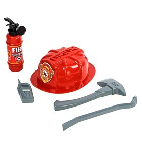 Firefighter Game Set