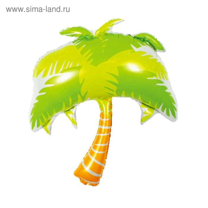 """Шар фольгированный 14"""" """"Пальма"""", мини"""