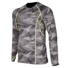 Термокофта Aggressor Shirt 1.0 Klim, 3356-006, Lg, Gray