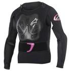 Защита Stella Bionic Jacket Alpinestars женская, 6516016, M, Черно-Фиолетовый