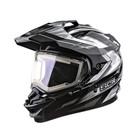 Шлем с подогревом визора Ss-1 Sol, S, Черно-Серый