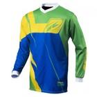Джерси Kenny Track Classic, M, Green/blue/yellow