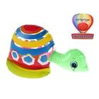 """Надувная игрушка со звуком """"Черепаха"""", 25 см"""