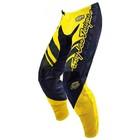 Штаны кроссовые Tld Gp Air Flexion, 204015, 32, Black/flo/yellow