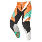 Брюки Alpinestars Racer Supermatic кроссовые 426, 30, Orange/white