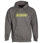 Кофта с капюшоном Word Pullover Hoodie 3735-000- Klim, Sm, Dark Gray