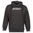 Кофта с капюшоном Word Pullover Hoodie 3735-000- Klim, XL, Black/white