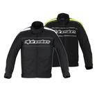 Куртка T-Gasoline Wp Alpinestars, 3201511, XL, Черно-Желтый