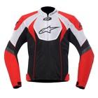 Куртка T-Gp R Air Alpinestars, 3305112, L, Черно-Бело-Красный
