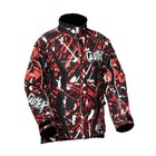 Куртка Switch Slash, 2XL, Red