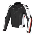 Куртка Dainese Super Speed Tex, 52, Nero/bianco/rosso