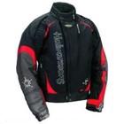 Куртка Royal Halvarssons, S, Чернo-Красный