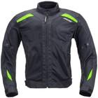 Куртка Текстильная Agvsport Aery, A02514-053-M, M, Black/yellow