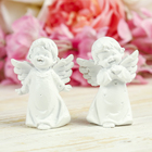 "Souvenir Polyresin ""White angel dress - joy"" MIX 7х5х3 cm"