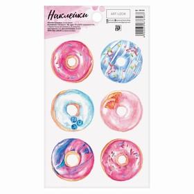 """Stickers """"Donut"""", 9 × 16 cm"""