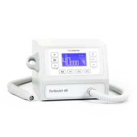 Аппарат для педикюра Podomaster TurboJet40 с пылесосом, 100 Вт, 40000 об/мин, реверс, память