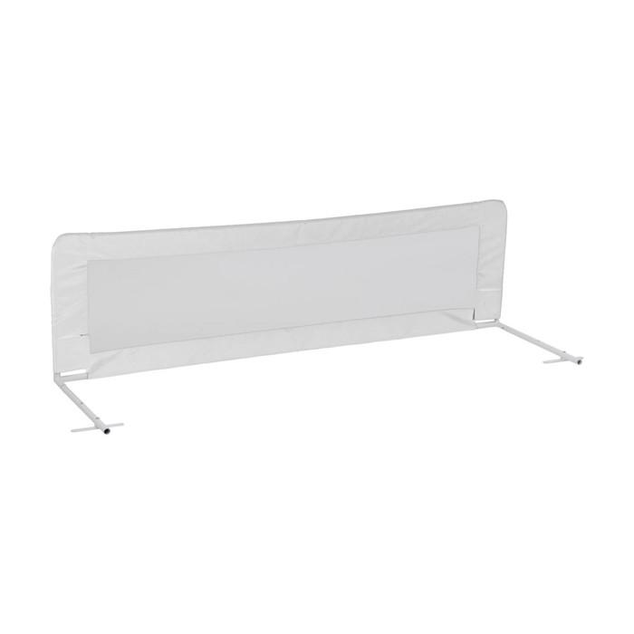 Защитный барьер для детской кровати Polini kids 100, белый