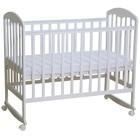 Кроватка детская Polini kids Simple 323, цвет белый