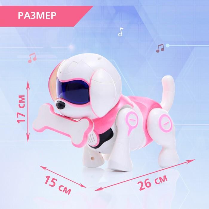 ZABIAKA Собака интерактивная