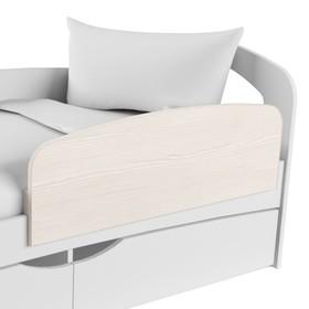 Бортик для кровати съемный Твист-1, 900х50х300, Бодега светлый