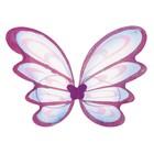 """Карнавальные крылья """"Бабочка"""" с блёстками"""