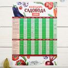 """Календарь садовода """"Овощи"""""""