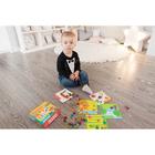 Игра с камешками «Марблс. Весёлые задания» - фото 105495823