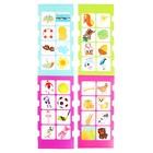 IQ-игра с прищепками «Ассоциации», парочки, половинки, по методике Монтессори - фото 105495768