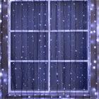 """Гирлянда """"Занавес"""" уличная, УМС, 2 х 3 м, 3W LED(SMD-SB)-760-220V, нить тёмная, свечение белое"""