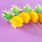 Skewers Pineapple (set 6 PCs)