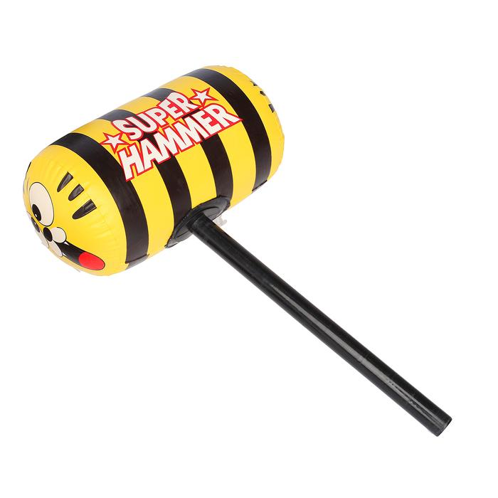 Игрушка надувная - молот «Пчёлка», 50 см