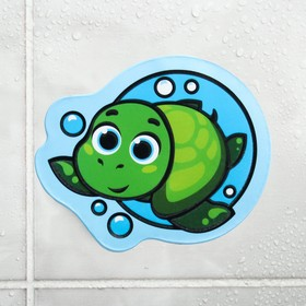 """Sticker for playing in the bath """"Bug"""""""