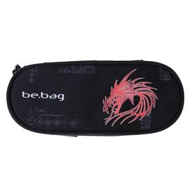 Пенал мягкий футляр, ткань, 60 х 215 х 90, Herlitz Be.bag Airgo Dragon