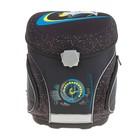 Ранец на замке Mag Taller J-flex 38*32*23 для мальчика, Space, чёрный