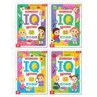 Книги набор «IQ уроки», 4 шт. по 20 стр. - фото 973079