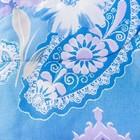 Одеяло, размер 140х205 см, цвет МИКС, синтепон - фото 61573