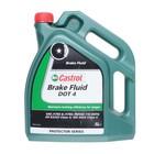 Тормозная жидкость Castrol Brake Fluid DOT 4, 5 л