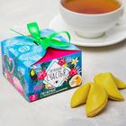 "Fortune cookies in a box ""Cookies of happiness"", 3 PCs."