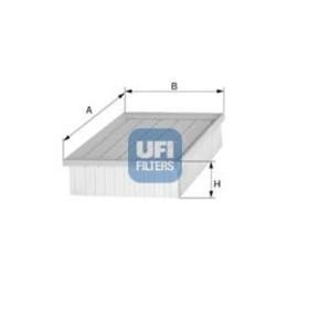Air filter UFI 30.991.00, BMW