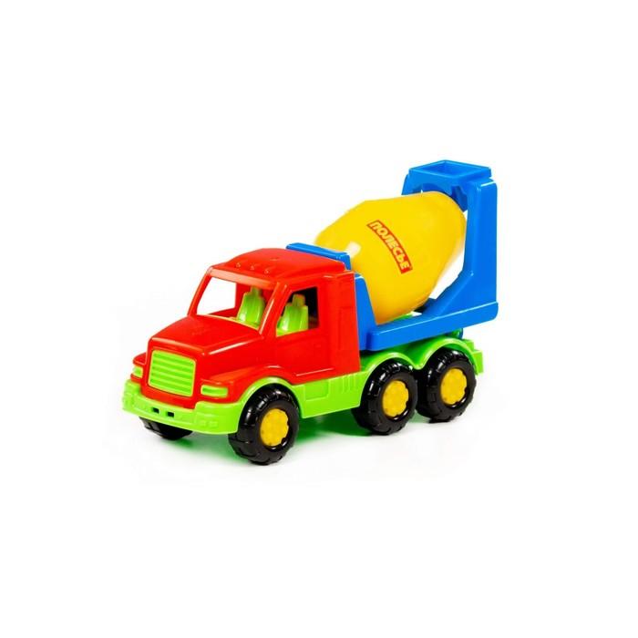 Автомобиль-бетоновоз «Максик», цвета МИКС - фото 1014028