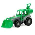 Трактор-экскаватор «Мастер», цвета МИКС - фото 105650043