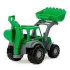 Трактор-экскаватор «Мастер», цвета МИКС - фото 105650045