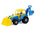 Трактор-экскаватор «Мастер», цвета МИКС - фото 105650046