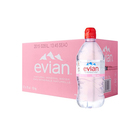 Вода минеральная негазированная Evian, 0,75 л (12 шт. в упаковке)