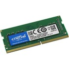 Память ОЗУ Crucial CT4G4SFS824A, DDR4, 4Gb, 2400MHz, SO-DIMM, PC-19200, CL17