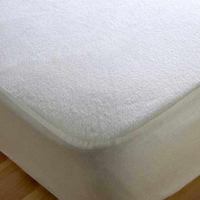 Наматрасник Comfort непромокаемый, размер 160х200 см, высота 30 см