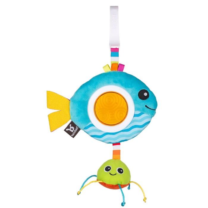 Игрушка-погремушка «Рыбка» Benbat Rattles