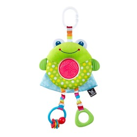 Игрушка подвесная «Лягушка» Benbat On-the-Go Toys
