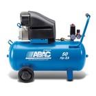 Компрессор ABAC Montecarlo L25P, коаксиальный, 270 л/мин, 50л, 10 бар, 1.9 кВт, 220 В, рапид   41223