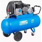 Компрессор ABAC А39B/150 СТ3, ременной, 393 л/мин, 150 л, 10 бар, 2.2 кВт, 380 В, рапид